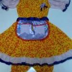 01 vestido festa junina luxo grande 150x150 Roupas infantis para festa junina   modelos e onde comprar
