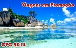 CVC Pacotes Viagens PA Passagens Com Saída Belém