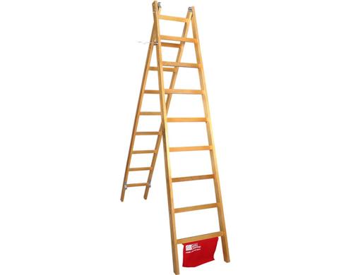 103626 Escada de Madeira para Eletricista 1 Escada de Madeira para Eletricista