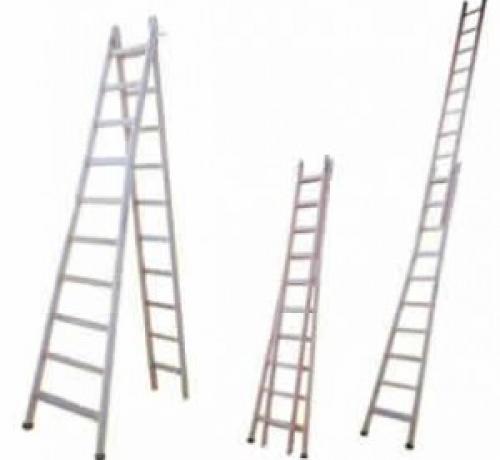 103626 Escada de Madeira para Eletricista 2 Escada de Madeira para Eletricista