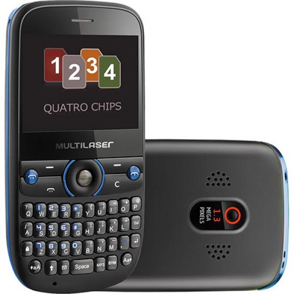 104352 P3165 600x600 Celular 4 Chips em Promoção, Onde Comprar