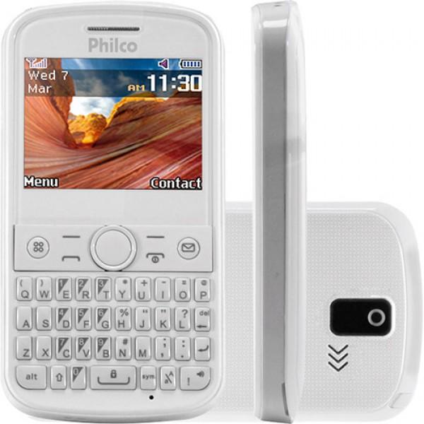 104352 philco branco 600x600 Celular 4 Chips em Promoção, Onde Comprar