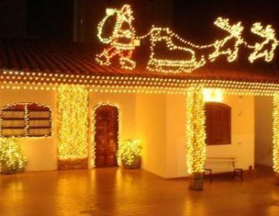 104511 decoracao de natal para a fachada da casa4 Decoração De Natal ...