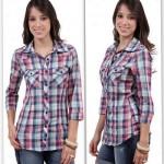 105371 Camisa Xadrez Feminina Fotos Modelos 05 150x150 Camisa Xadrez Feminina Fotos, Modelos