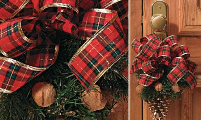 116225 Enfeites de natal para portas fotos 1 Enfeites de Natal Para Portas, Fotos