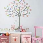 121245 Decoração de quartos infantis femininos sugestões 1 150x150 Decoração de quartos infantis femininos sugestões