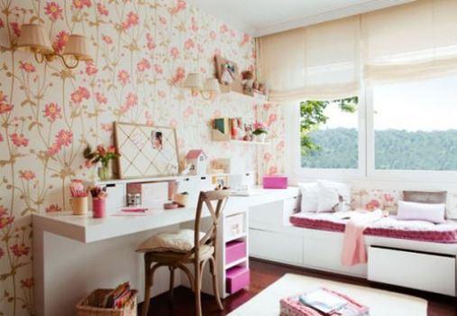 121245 Decoração de quartos infantis femininos sugestões 2 Decoração de quartos infantis femininos sugestões