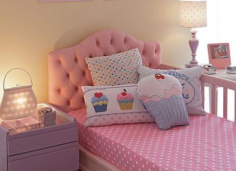 121245 Decoração de quartos infantis femininos sugestões Decoração de quartos infantis femininos sugestões