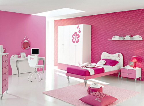 121245 decoracao de quartos infantis femininos sugestões1 Decoração de quartos infantis femininos sugestões