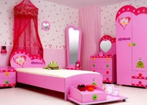 121245 decoracao de quartos infantis femininos sugestões12 Decoração de quartos infantis femininos sugestões
