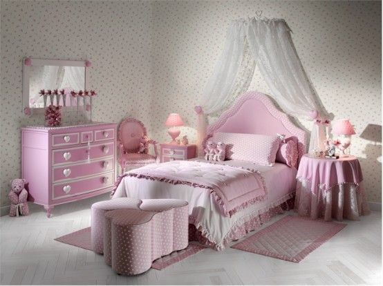 121245 decoracao de quartos infantis femininos sugestões5 Decoração de quartos infantis femininos sugestões