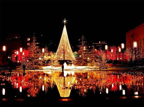 Iluminação de Natal, Fotos