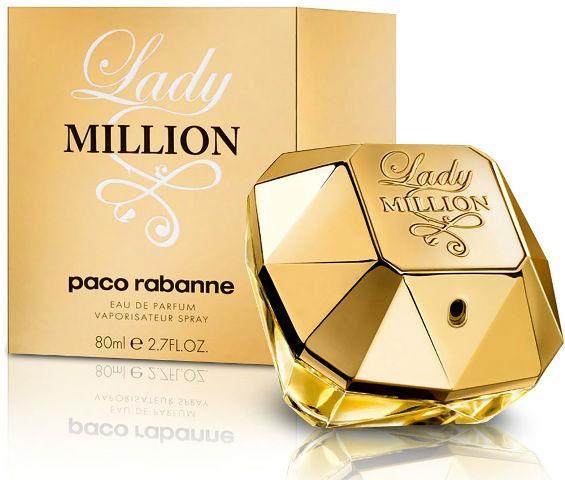 million perfume importado