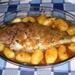 124292 peixe assado para o ano novo 1 150x150 Sugestões Para Ceia De Ano Novo