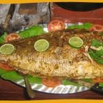 124292 peixe assado para o ano novo 150x150 Sugestões Para Ceia De Ano Novo