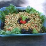 124292 salada de lentilha para o ano novo 150x150 Sugestões Para Ceia De Ano Novo