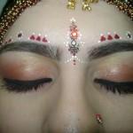 12486 maquiagem indiana 6 150x150 Maquiagem Indiana: Saiba como Fazê la e onde Usá la