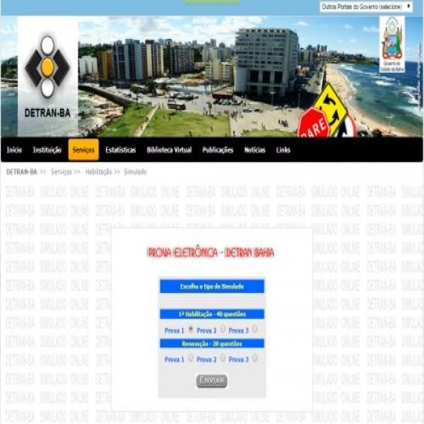 139 simulados detran ciretran e denatran online e gratis 1 600x600 Simulados do Detran, Ciretran e Denatran online e Grátis