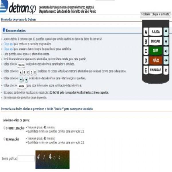 139 simulados detran ciretran e denatran online e gratis 3 600x600 Simulados do Detran, Ciretran e Denatran online e Grátis