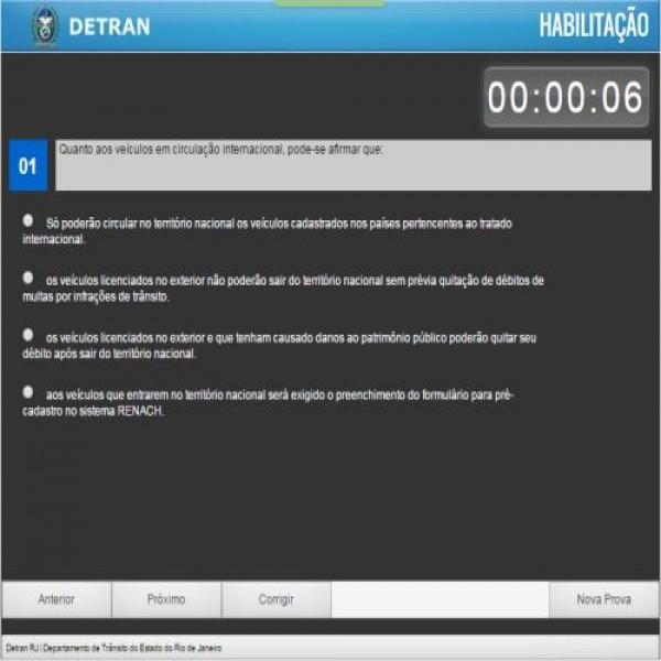 139 simulados detran ciretran e denatran online e gratis 600x600 Simulados do Detran, Ciretran e Denatran online e Grátis