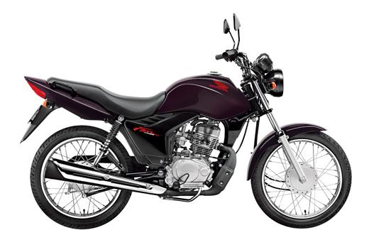 141869 CG 125 fan2012 Motos Honda 2013 Lançamentos, Preços