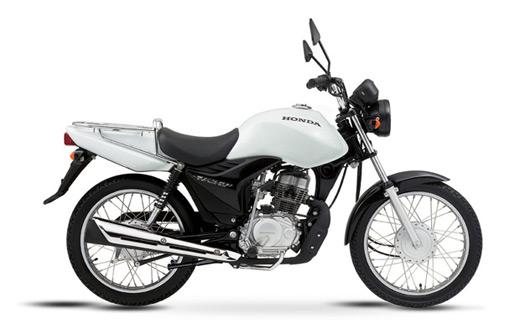141869 cg 125 cargo 2012 Motos Honda 2013 Lançamentos, Preços
