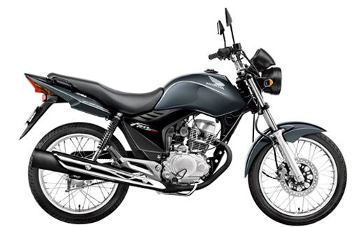 141869 cg 150 fan 2012 Motos Honda 2013 Lançamentos, Preços