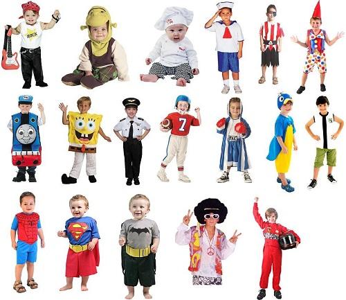 143614 Fantasias Infantil de Carnaval 2013 02 Fantasias de Carnaval para Crianças