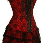 143979 estilo corpete 150x150 Vestidos Curtos Vermelhos Dicas, Fotos