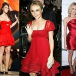 143979 vestido para a noite 150x150 Vestidos Curtos Vermelhos Dicas, Fotos