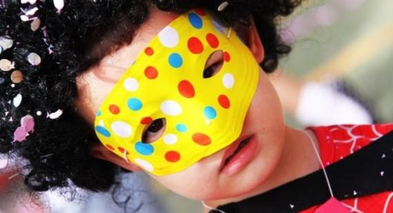 144831 Máscaras de Carnaval Infantil 01 Máscaras de Carnaval Infantil