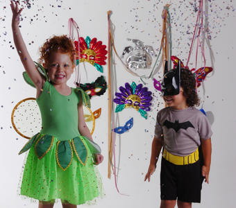 144831 Máscaras de Carnaval Infantil 02 Máscaras de Carnaval Infantil