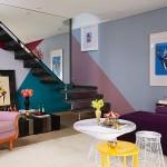150535 decoração com base em cores fortes e quentes 150x150 Decoração de Sala Conjugada, Fotos, Ideias