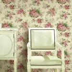 153944 papel de parede floral 150x150 Leroy Merlin Papel de Parede