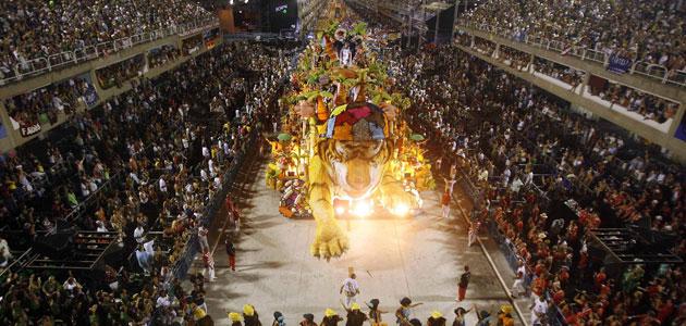 154636 sambodromo carnaval rio de janeiro Pacotes Carnaval 2012 Rio de Janeiro Viagens CVC