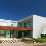 158105 Projeto de casa em formato de L 13 150x150 Planta de Casa em L