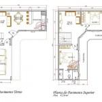 158105 Projeto de casa em formato de L 3 150x150 Planta de Casa em L