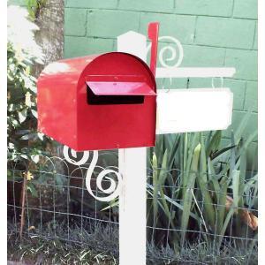 160804 caixa de correio para jardim Caixas de Correio Modelos e Fotos
