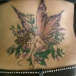 161130 Tatuagem Feminina nas Costas fada 150x150 Fotos de Tatuagens Femininas nas Costas
