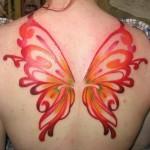 161130 tatuagem feminina borboleta nas costas 150x150 Fotos de Tatuagens Femininas nas Costas