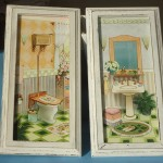 162085 dros duplos 150x150 Quadros decorativos para banheiro