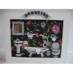 162085 miniatura do comodo 150x150 Quadros decorativos para banheiro