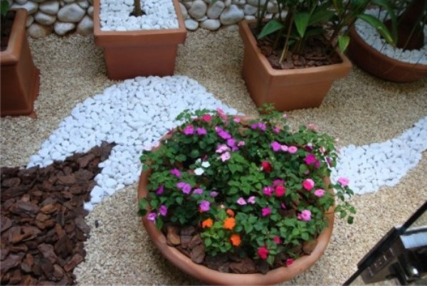 enfeites para jardim em cimento: Enfeites para Jardim 31 Fotos de Esculturas e Enfeites para Jardim