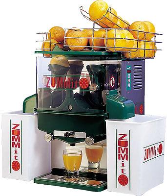164695 zummo 01 Maquina Extratora de Suco de Laranja Zummo