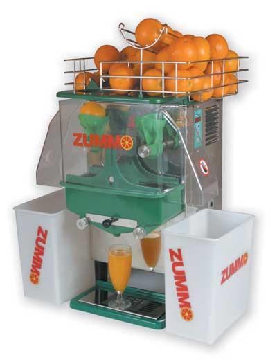 164695 zummo 03 Maquina Extratora de Suco de Laranja Zummo