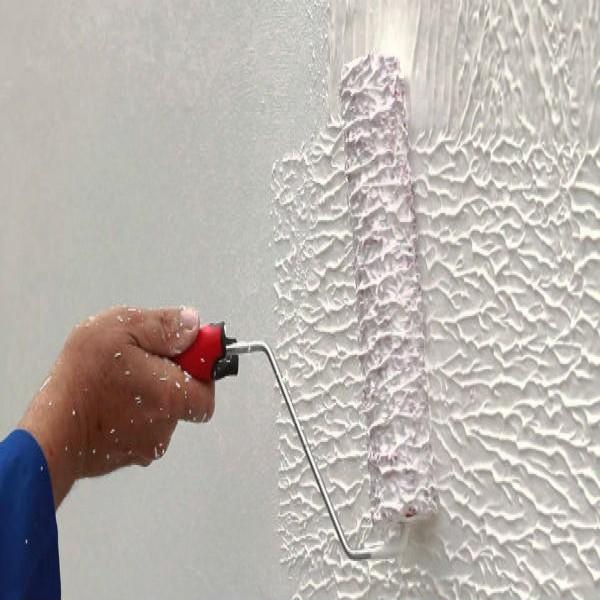 Passo a passo para fazer textura em paredes - Material para pintar paredes ...