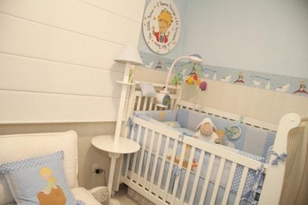 Quarto Infantil O Pequeno Principe ~ de Quarto de Beb? Masculino Fotos 23 Decora??o de Quarto