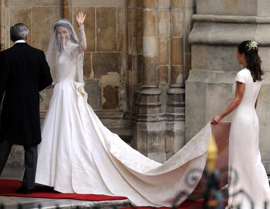 168977 vestido cl%C3%A1ssico Vestidos de Casamentos das Rainhas