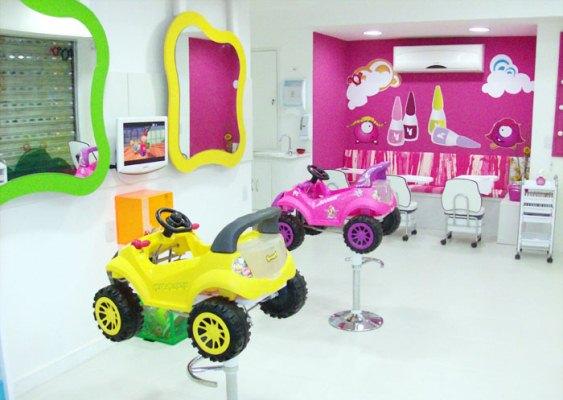 170755 Salões de Beleza para Crianças em SP Salões de Beleza para Crianças em SP