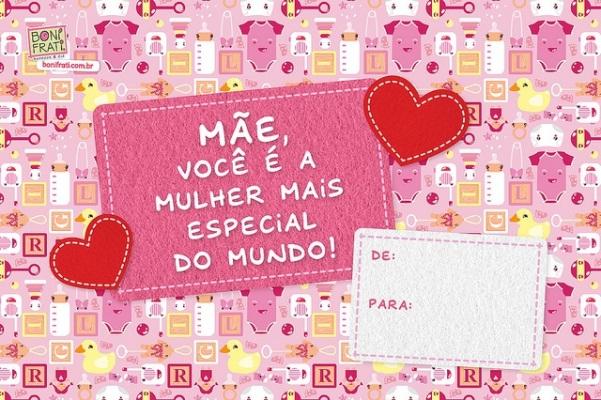 175736 Cartão Para Dia Das Mães 27 Modelos De Cartão Para Dia Das Mães